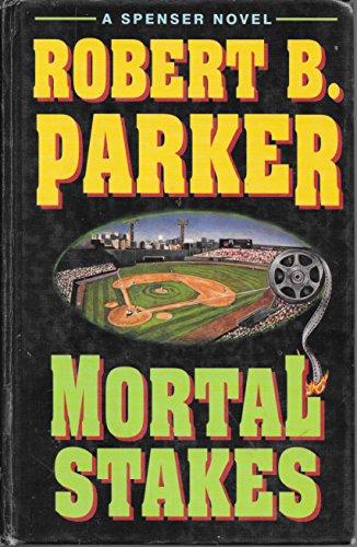 9781560543145: Mortal Stakes (Thorndike Large Print Cloak and Dagger Series)
