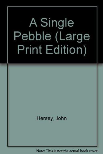 9781560543381: A Single Pebble