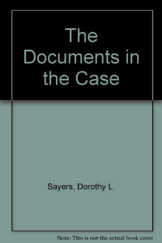 9781560543589: Title: The Documents in the Case
