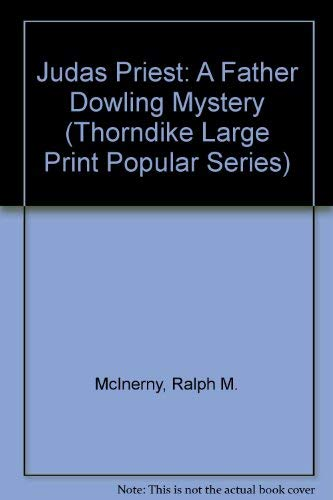 9781560543763: Judas Priest: A Father Dowling Mystery