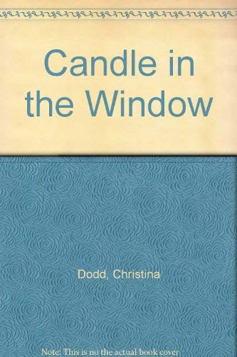 9781560543831: Candle in the Window (Thorndike Large Print Popular Series)