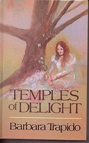 9781560543855: Temples of Delight (Thorndike Press Large Print Basic Series)