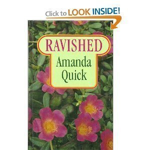 9781560544296: Ravished (Thorndike Press Large Print Romance Series)