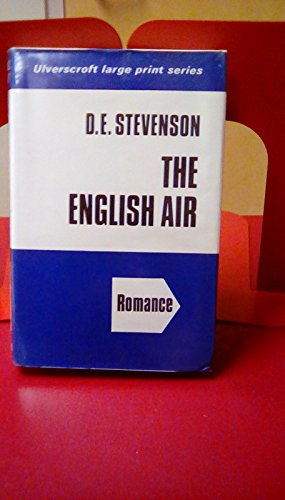 9781560544869: The English Air (Thorndike Large Print All-Time Favorites Series)