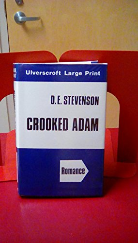 9781560544876: Crooked Adam (Thorndike Large Print All-Time Favorites Series)