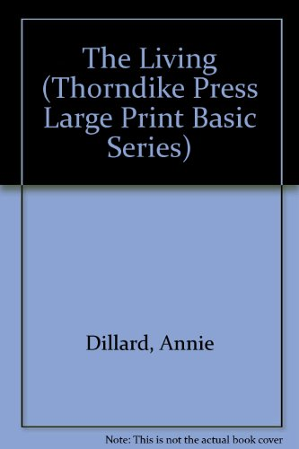 9781560545002: The Living (Thorndike Press Large Print Basic Series)