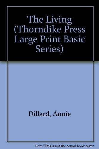 9781560545002: The Living (Thorndike Press Large Print Basic Series)