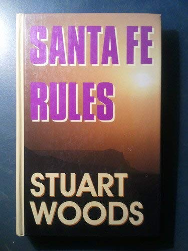 9781560545132: Santa Fe Rules (Thorndike Press Large Print Basic Series)
