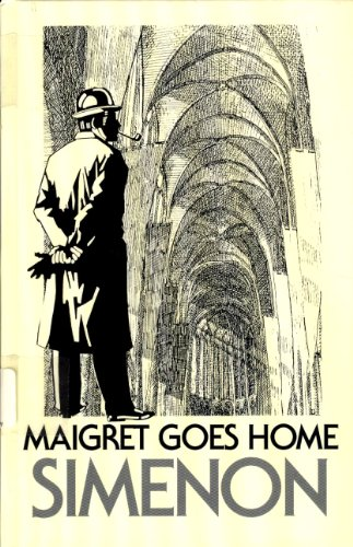 9781560545293: Maigret Goes Home (Thorndike Large Print All-Time Favorites Series)