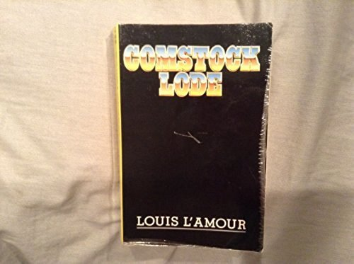 9781560546481: Comstock Lode (Large Print)