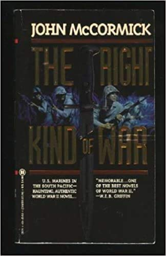9781560546634: The Right Kind of War