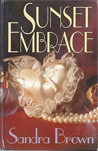 9781560547860: Sunset Embrace (Thorndike Press Large Print Americana Series)