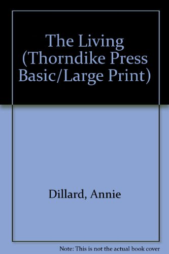 9781560549253: The Living (Thorndike Press Basic/Large Print)