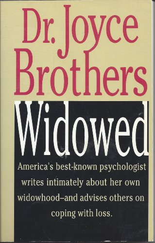 Widowed (9781560549840) by Brothers, Joyce