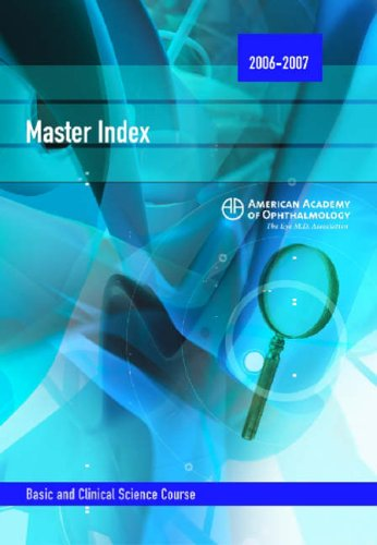 Basic and Clinical Science Course (BCSC): Master Index