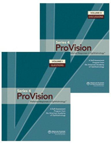 9781560557142: Preferred Responses in Ophthalmology (ProVision Series)