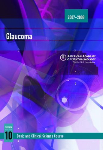 9781560557982: 2007-2008 Basic and Clinical Science Course Section 10: Glaucoma