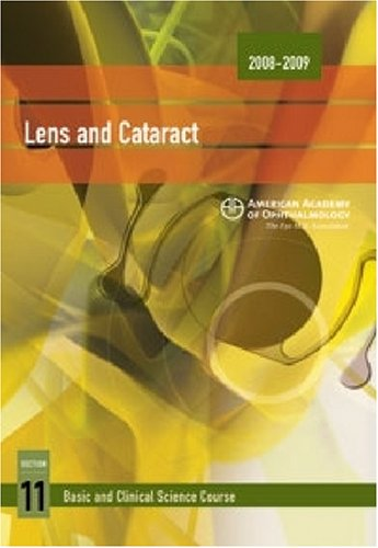 9781560558842: 2008-2009 Basic and Clinical Science Course: Section 11: Lens and Cataract (Basic and Clinical Science Course 2008-2009)