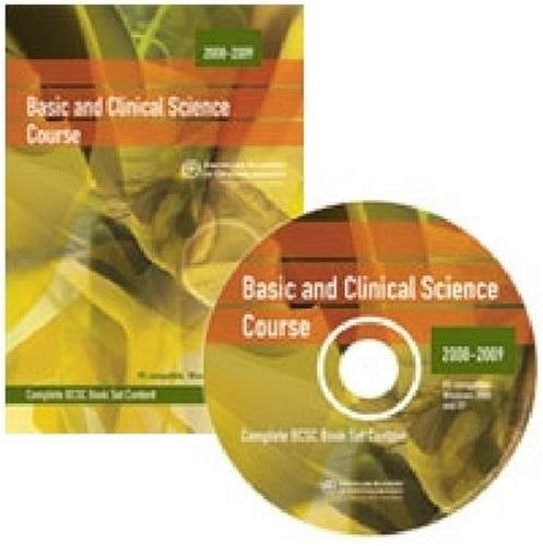 2008-2009 Basic and Clinical Science Course (BCSC): American Academy of Ophthalmology