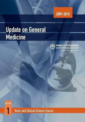 9781560559658: 2009 -2010 Basic and Clinical Science Course (BCSC) Section 1: Update on General Medicine