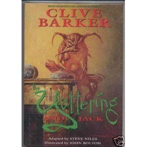 The Yattering and Jack (1560601272) by Barker, Clive