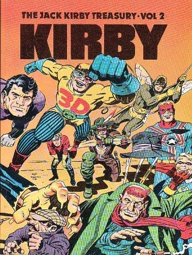 The Jack Kirby Treasury, Vol. 2