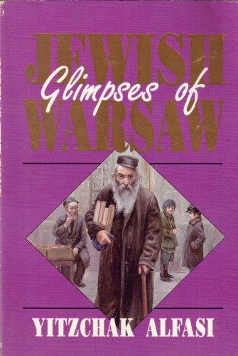 Glimpses of Jewish Warsaw: Alfasi, Yitzchak