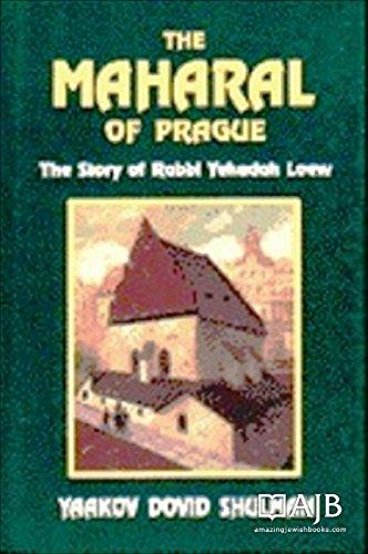9781560621683: The Maharal of Prague: The story of Rabbi Yehudah Loew [Gebundene Ausgabe] by...