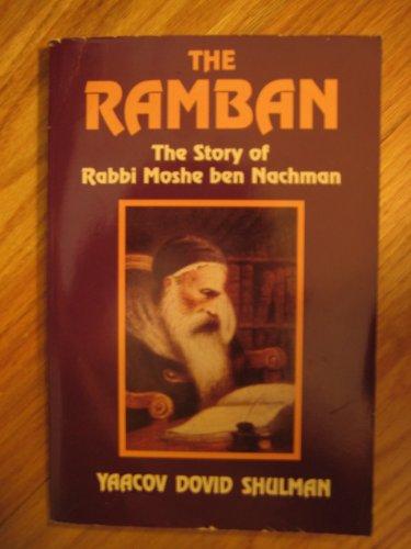 9781560621980: The Ramban: The story of Rabbi Moshe ben Nachman