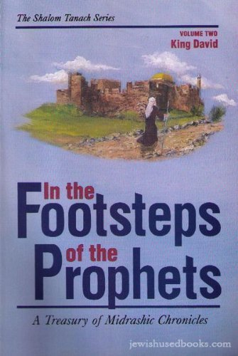 9781560622246: In the Footsteps of the Prophets, A Treasury of Midrashic Chronicles, Volume Two, King David