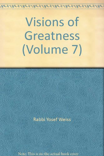 9781560623502: Visions of Greatness (Volume 7)