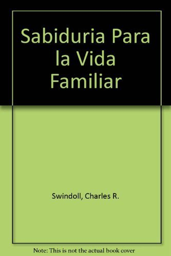 9781560632184: Sabiduria Para la Vida Familiar
