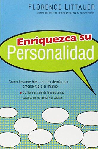 9781560633174: Enriquezca su Personalidad (Spanish Edition)