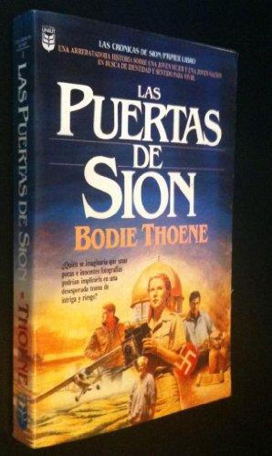 Las Puertas De Sion/Gates of Zion: Thoene, Bodie