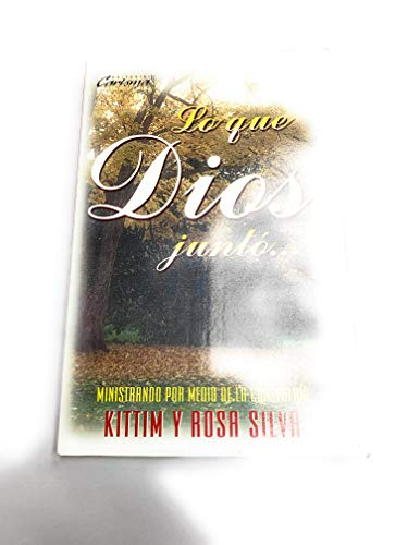 9781560634751: Lo Que Dios Junto (Spanish Edition)