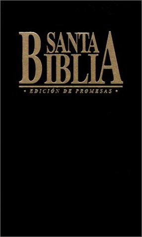 9781560639800: Biblia de Promesas Negro: Promise Bible Black (Your Word Is a Lamp Unto My Feet)