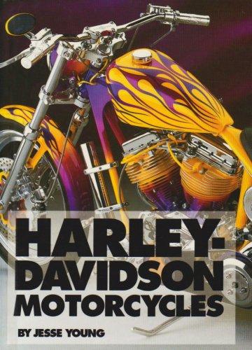 9781560652243: Harley-Davidson Motorcycles