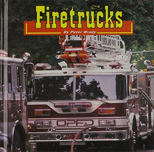 9781560653509: Firetrucks (Transportation)