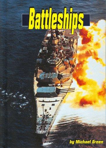 Battleships (Land and Sea): Green, Michael
