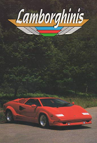 9781560659105: Lamborghinis (High Performance)