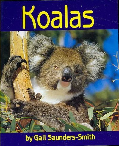 9781560659570: Koalas (Animals: Life Cycles)
