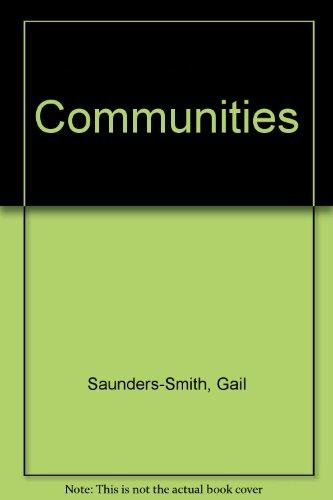 9781560659655: Communities (People)