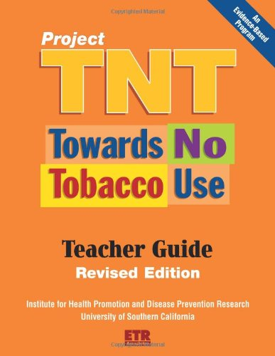 9781560715733: Project TNT: Towards No Tobacco Use