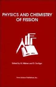 Physics and Chemistry of Fission (Hardback)