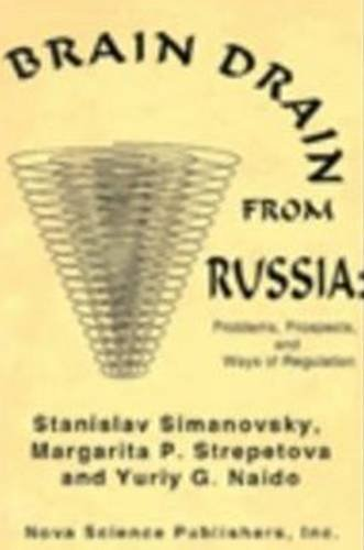 9781560722632: Brain Drain from Russia: Problems, Prospects, and Regulation