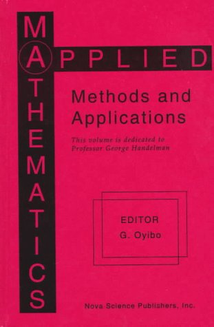 9781560722939: Applied Mathematics: Methods and Applications