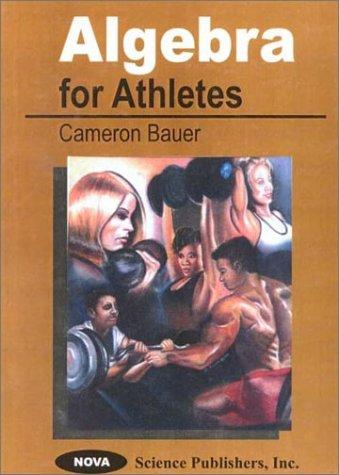 9781560725282: Algebra for Athletes