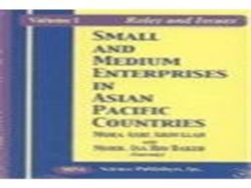 Small and Medium Enterprises in Asian Pacific: International Conference on