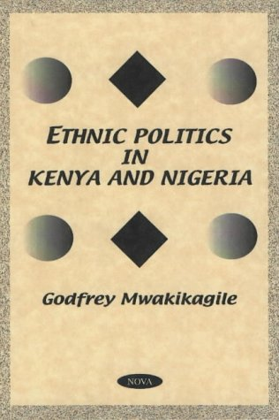 9781560729679: Ethnic Politics in Kenya and Nigeria