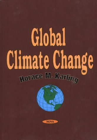 Global Climate Change (Hardback)